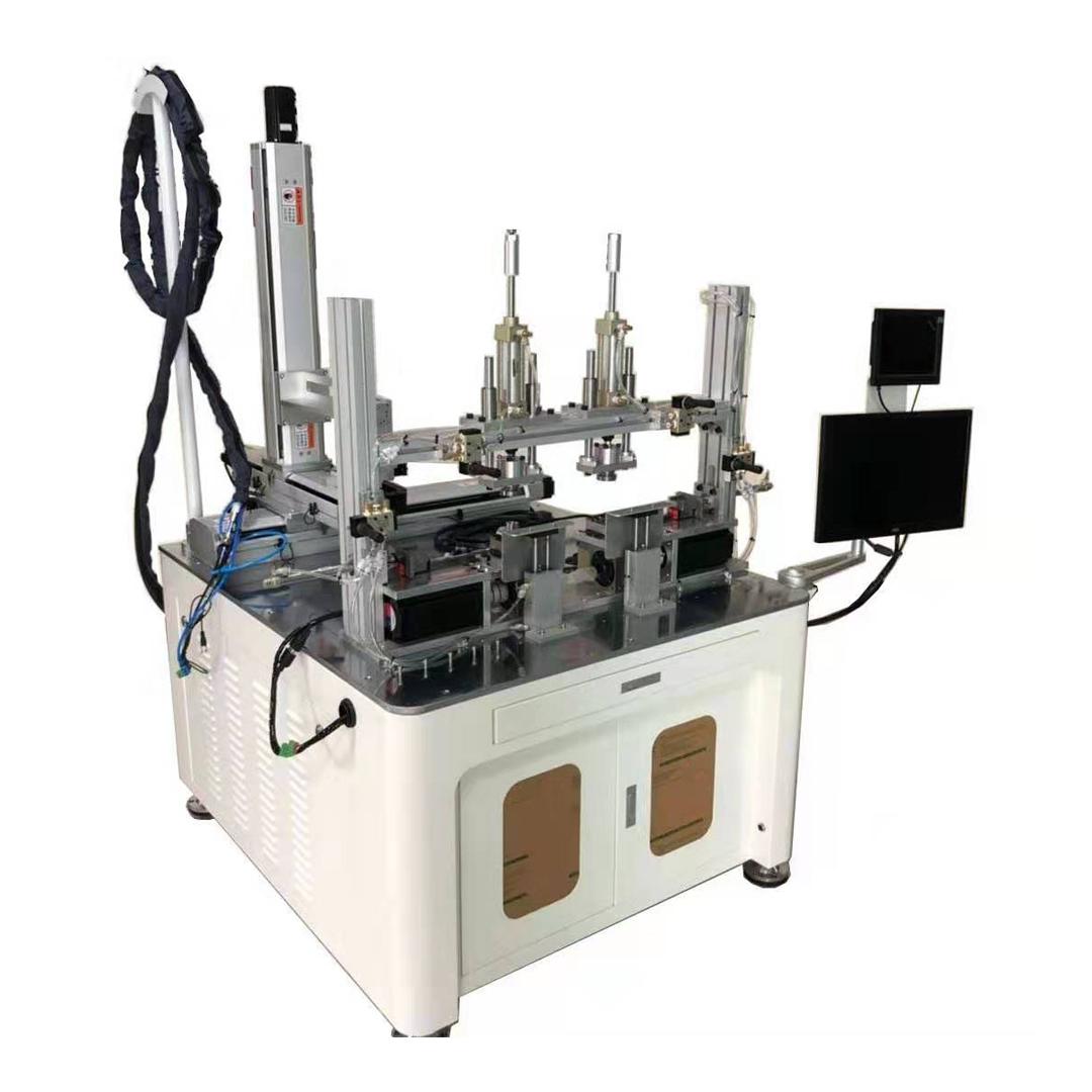 双工位光纤连续激光焊接机